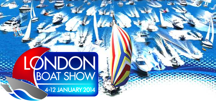 Lofrans' & Max Power - Salon Nautique de Londres 2014