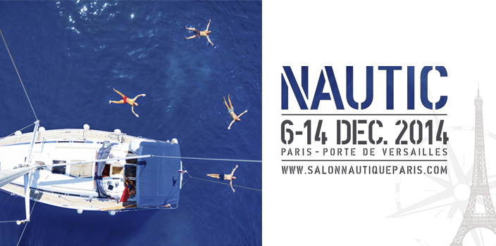 MAX POWER au Salon Nautique de Paris 2014