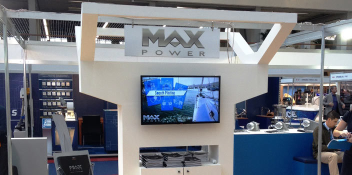 Max Power | Salon du METS 2013